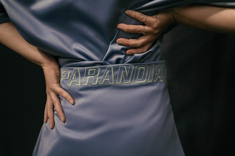 AMXANDER paranoia sweater