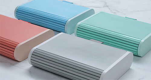 Prepd Pack colour range