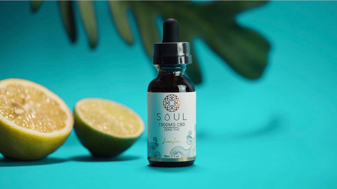Soul CBD oil.