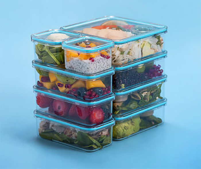 Prepd Pack food containers