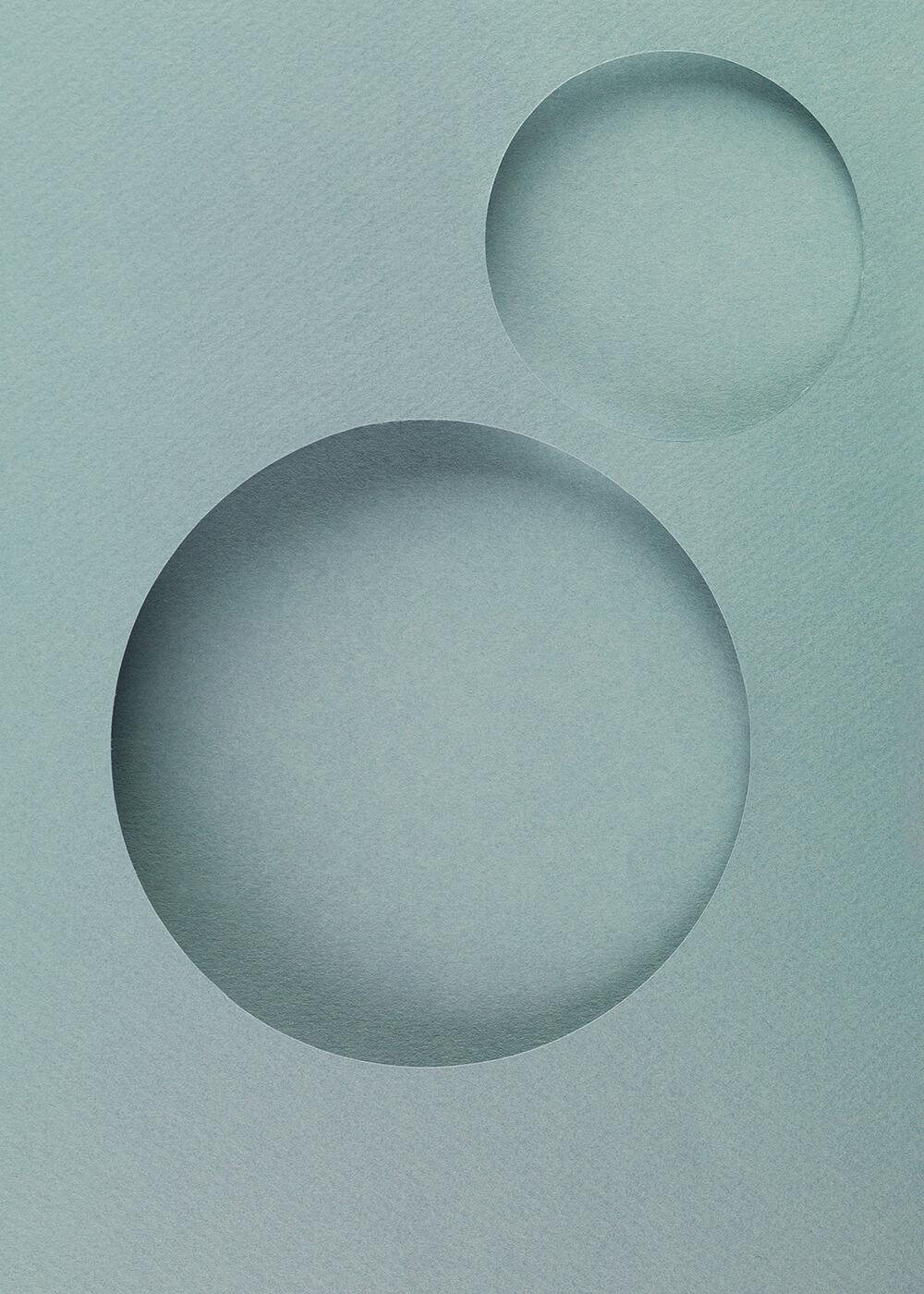 May Lin Le Goff - Two Circles