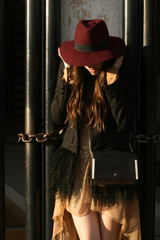 4 años my philosophie, 4th anniversary, blogger, blog, my philosophie, what to wear, style, best blog, hat, dress, vestido volador,