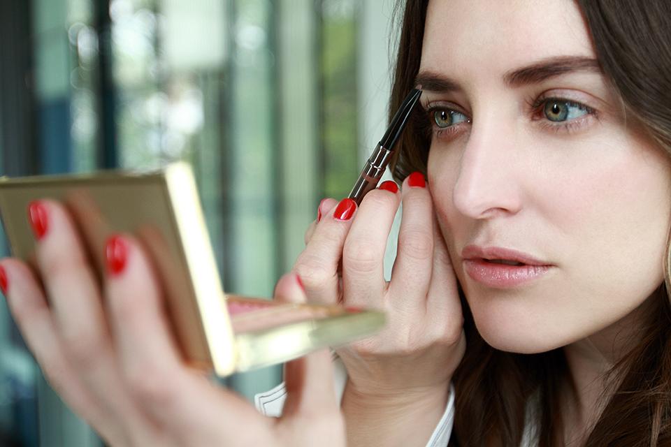 burberry, mac, eyebrows, my philosophie, sofia lascurain, beauty tutorial, style,
