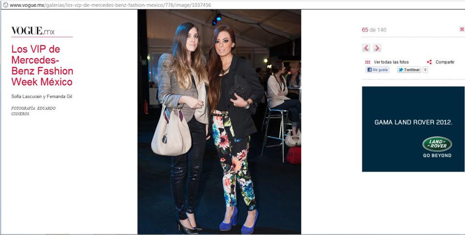 my philosophie, sofia lascurain, it girl, MBFW, fashion week mexico, style, fashion