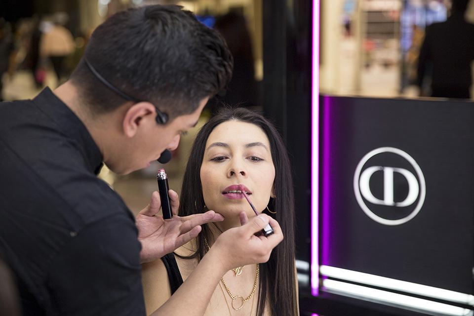 dior event, dior makeup, dior pret a party, dior boutique mexico, dior boutique makeup, blogger de moda y belleza, sofia lascurain, my philosophie, meet and greet, fans,