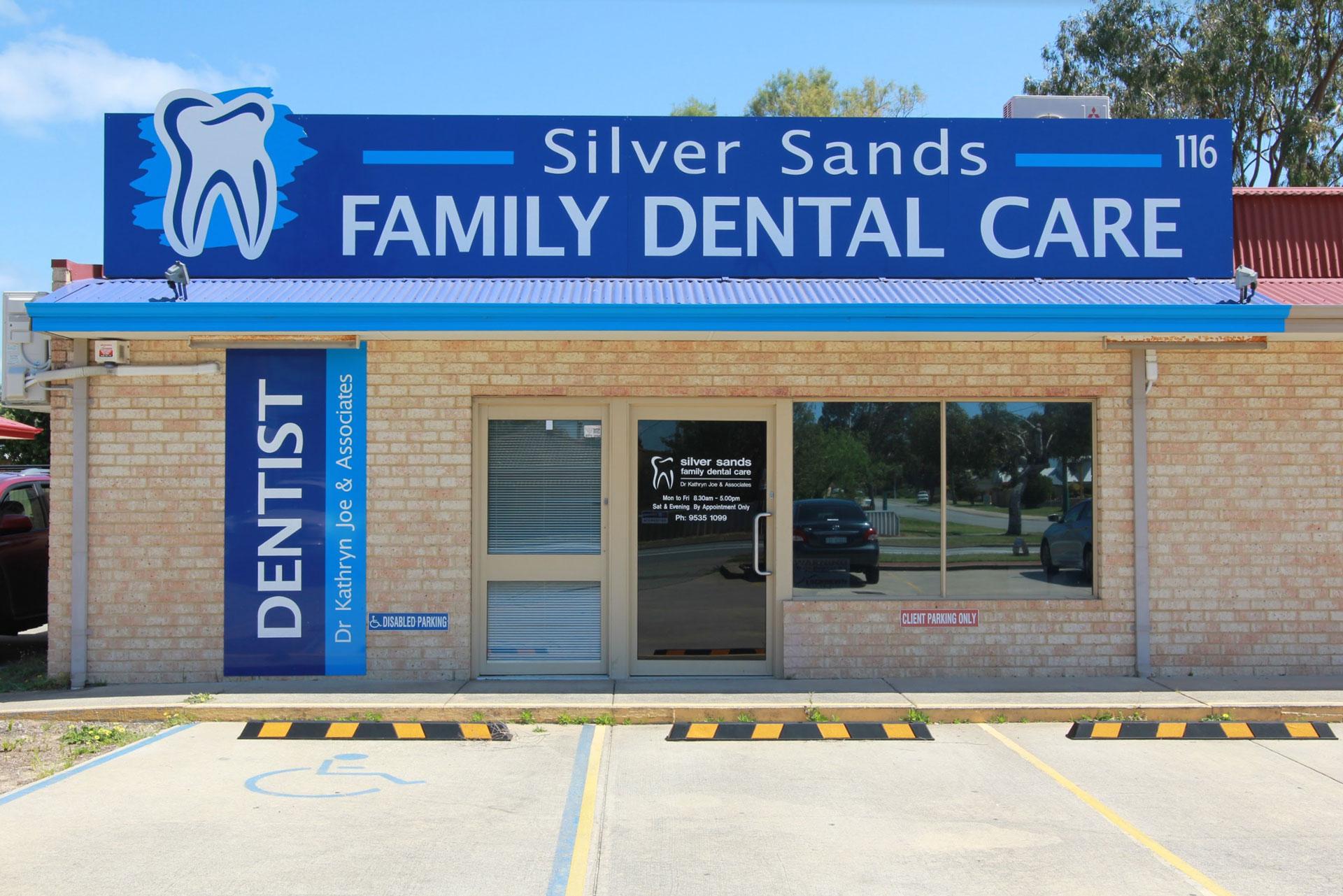 Silver Sands Family Dental