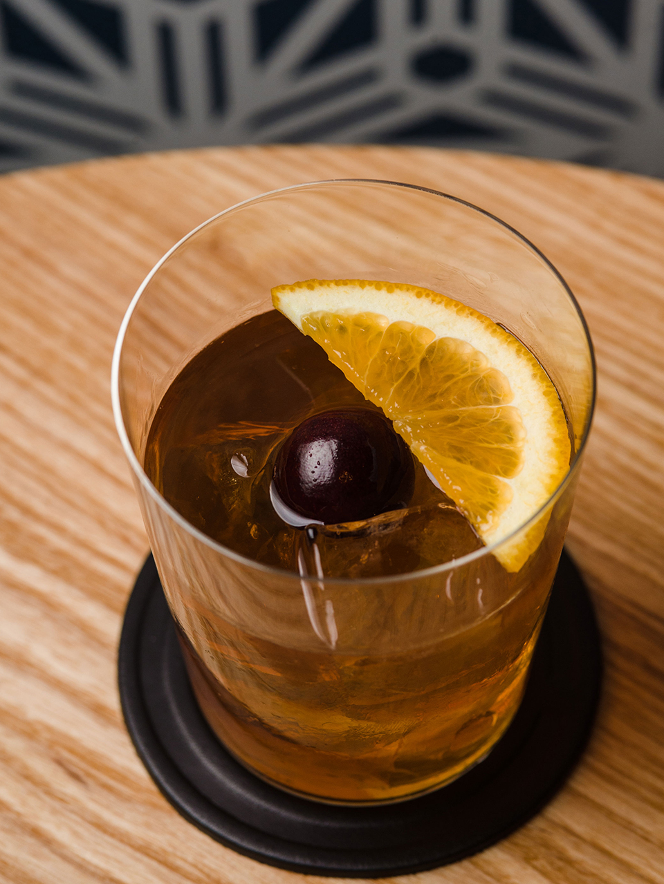 image of cocktail on table
