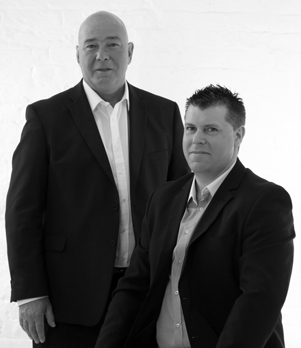 Mark Ratcliffe & Andy Pearson Moving Consultants