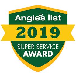 smolar garage doors is a 2019 super service award