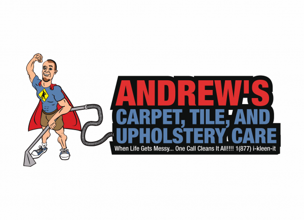 Andrew's Carpet, Tile and Upholstery Care Logo