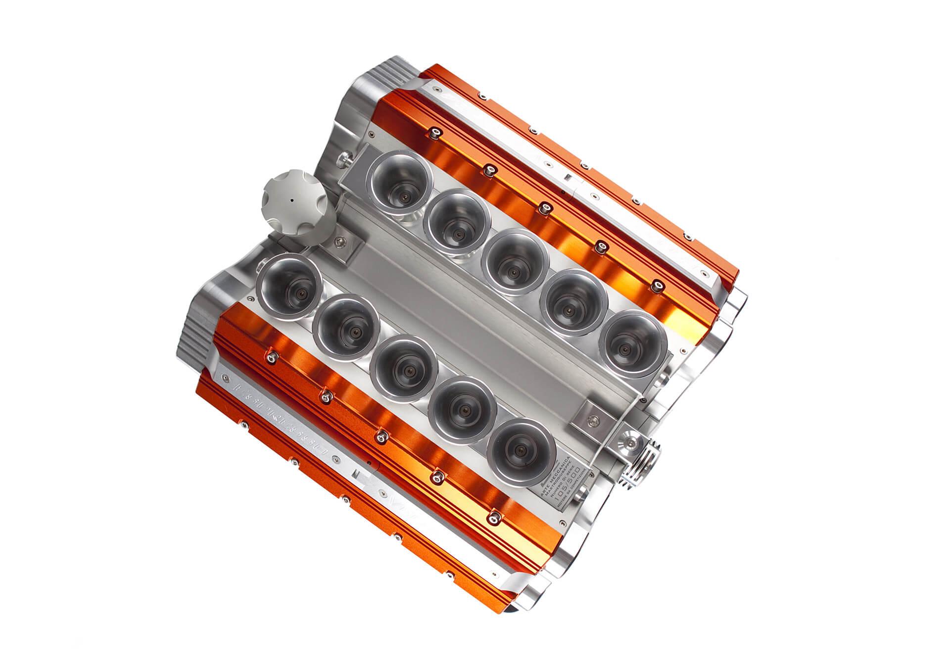Super Veloce - Serie Titanio