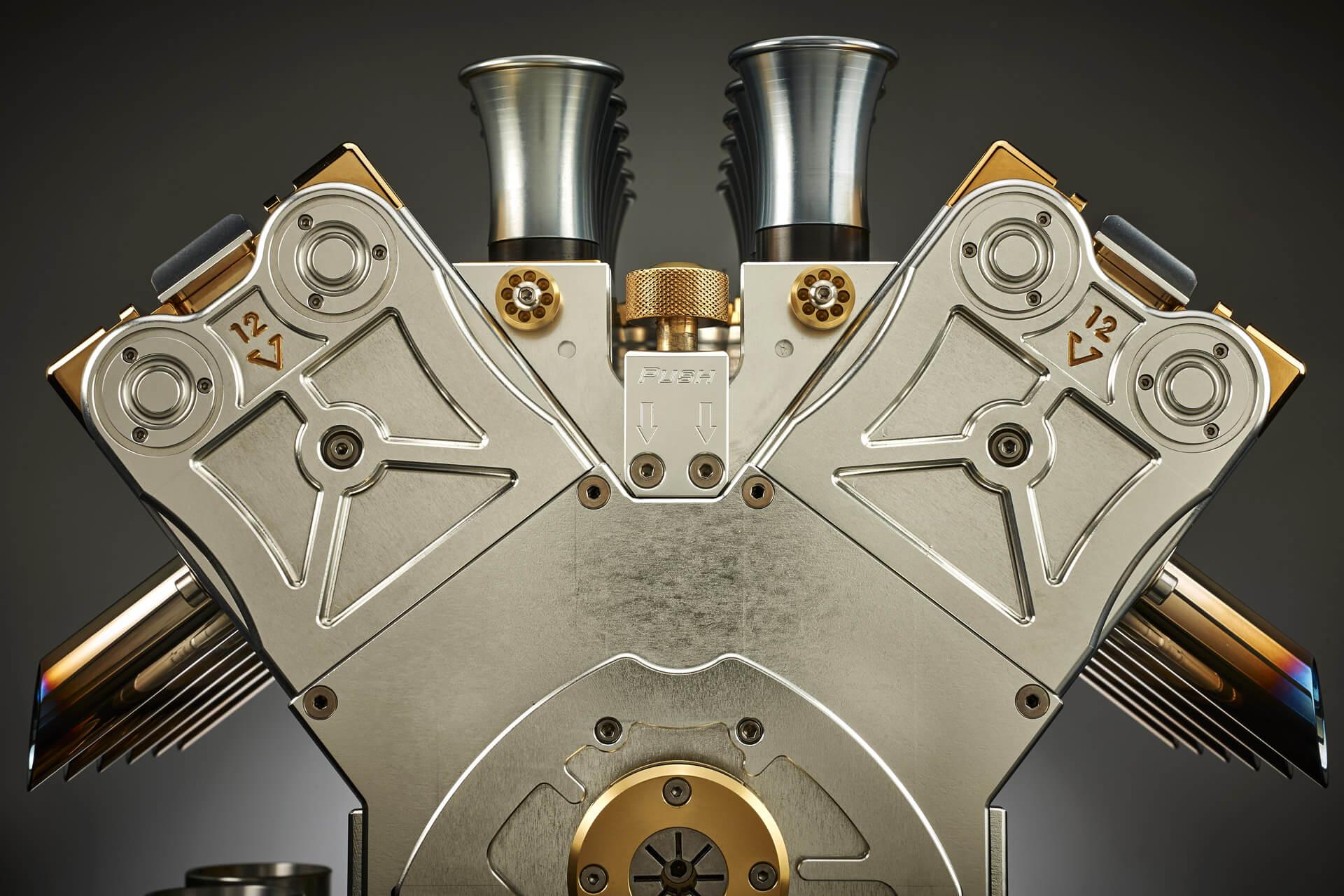 Espresso Veloce - Aurum 18ct