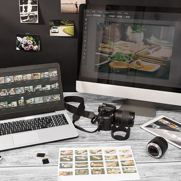 Dator Bilder och Kamera