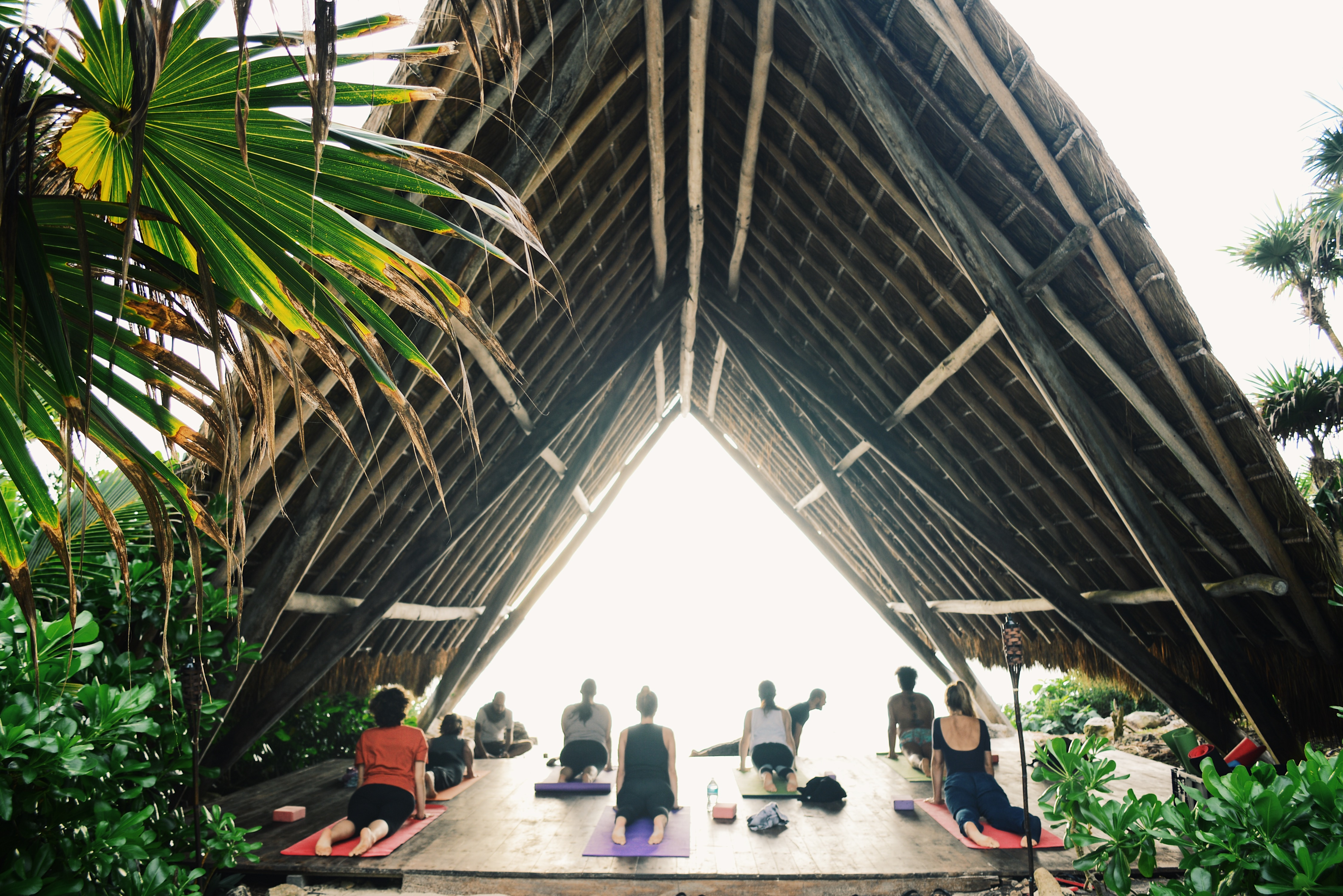 Yoga by the Sea with Karen & Zohar