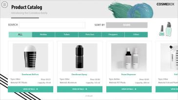 B2B Sales Presentation - Manufacturing