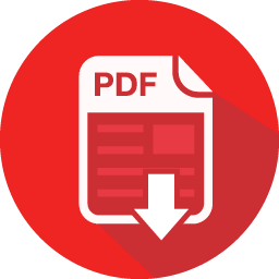 PDF download icon