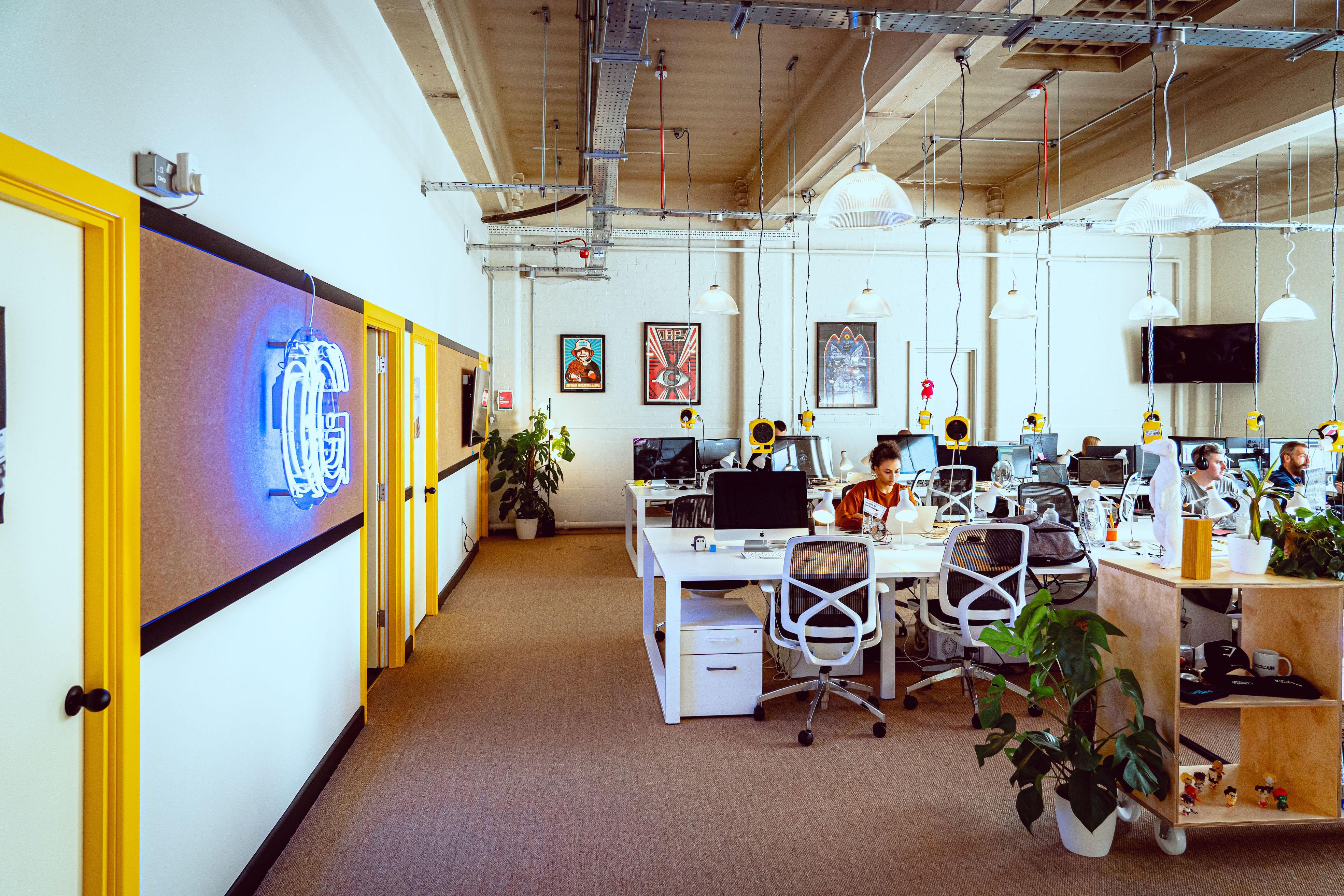 Bespoke Office Design