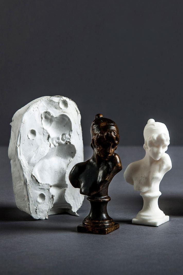 fine art bronze casting