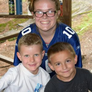 Staff at Hillcroft Day Camp