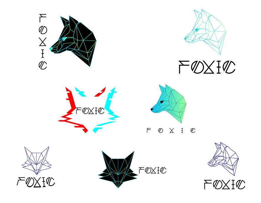 Logo Redesign for Foxic