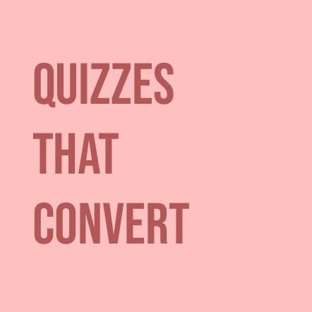 How to create a Leadgen Quiz