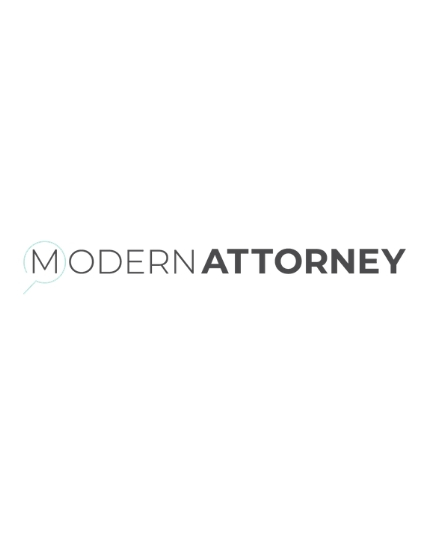 Logo Design for Modern Attorney