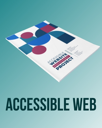 Accessible Web Proposal & Audit Cover Designs