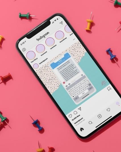 Social media graphics designed for She Starts Up