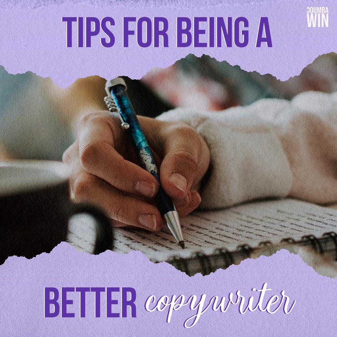 14 Basic Tips for Being a Better Copywriter