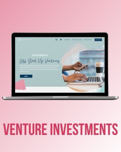 She Starts Up Investment Page