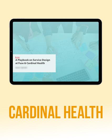 Cardinal Health Playbook