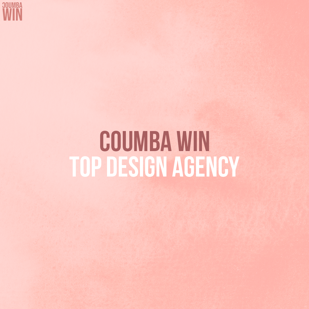 Coumba Win Ranked as a Top Design Agency by DesignRush