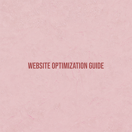 Website Optimization Guide