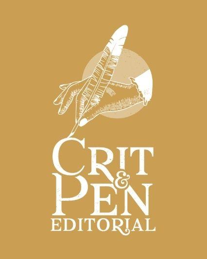 Crit and Pen Editorial logo