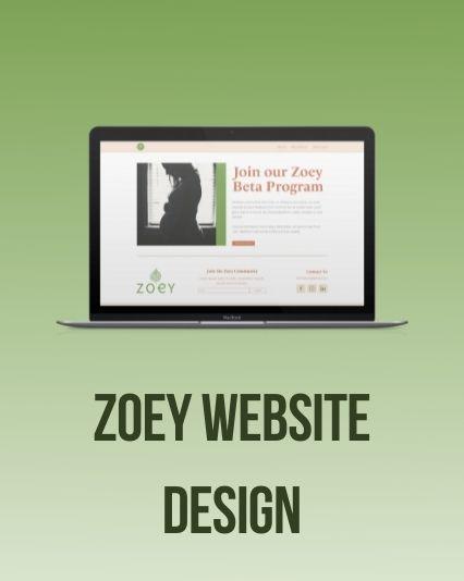 Zoey Website