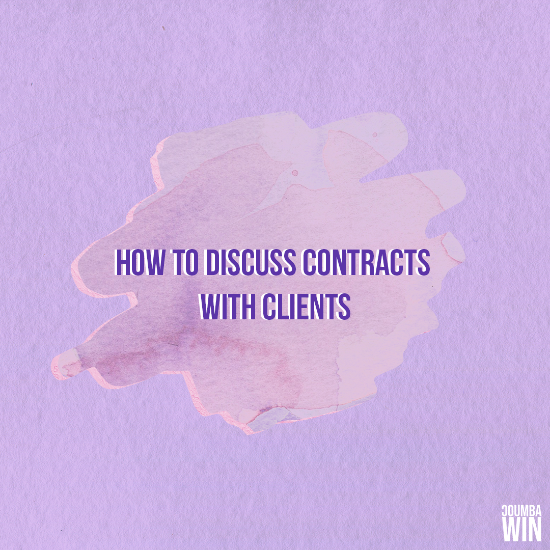 How to Discuss Contracts with Clients