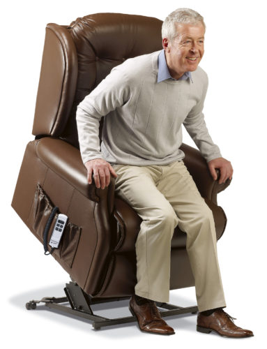 Lift and Rise Chair