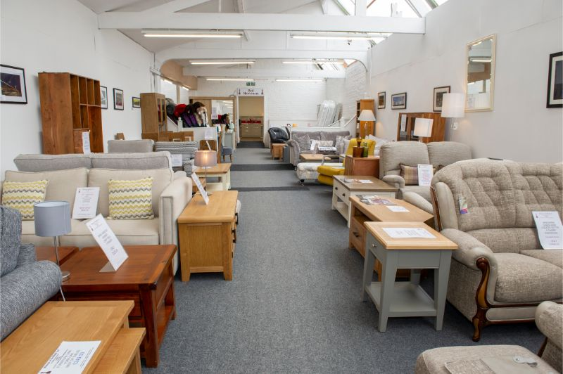 Driffield Furniture Showroom
