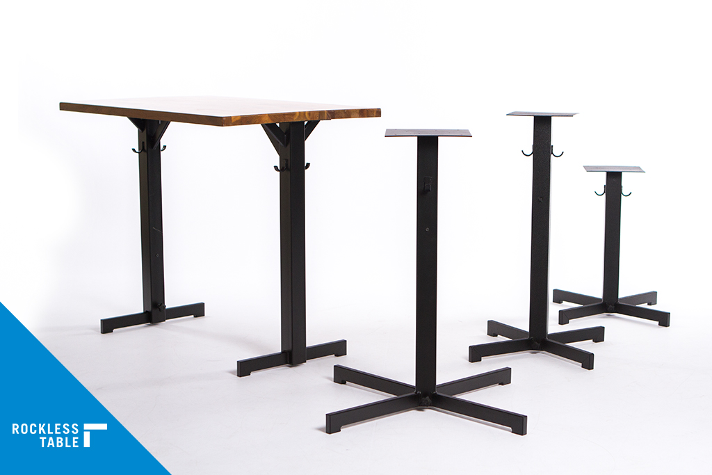 Rockless Table Products
