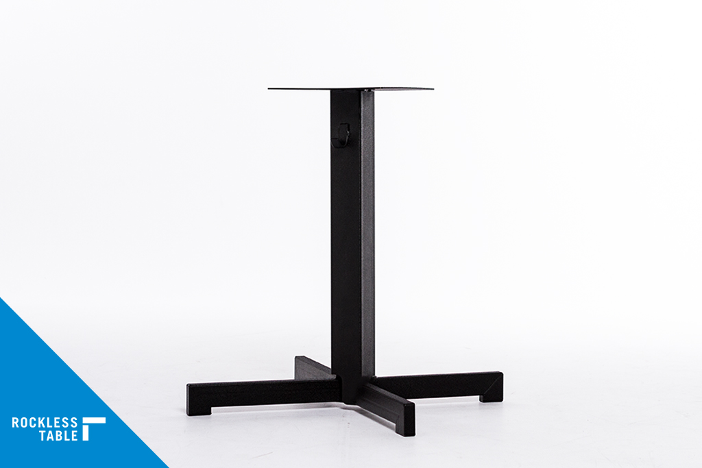 Rockless Table Dining Height