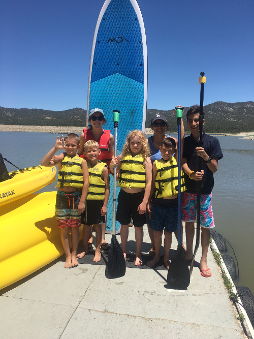 Wasewagan Summer Camp Kids