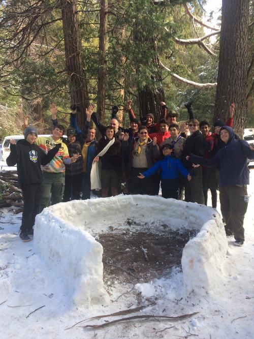 Wasewagan Camp Group Retreats Winter