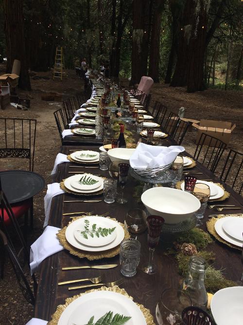 Wasewagan Forest Weddings