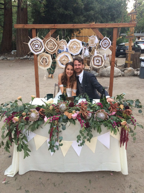 Forest Weddings Southern California