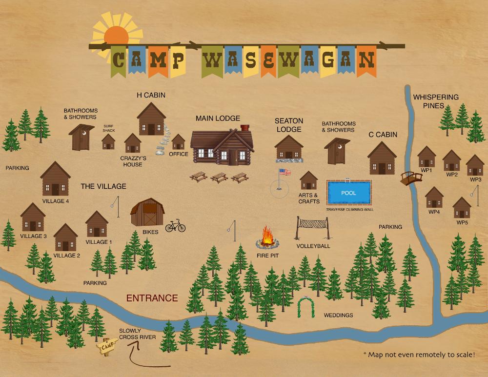 ewagan Camp and Retreat