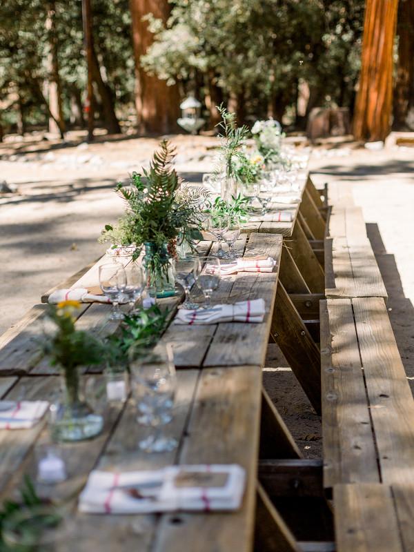 Nature Weddings Southern California