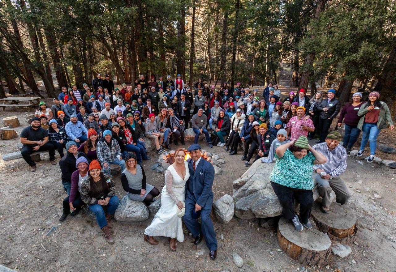 Camp Weddings Southern California