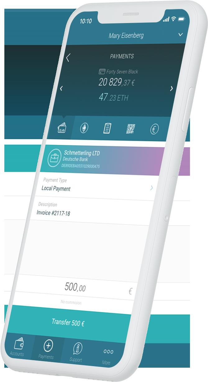 FSBT.TECH Mobile Application