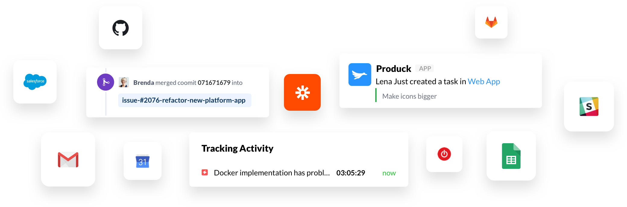 Produck Zapier Integration