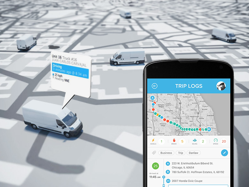 gps tracking device